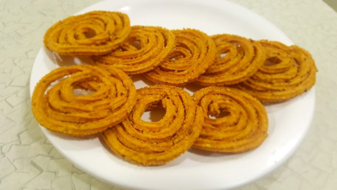 How to make instant chaklis
