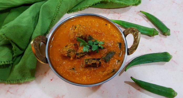 How to make Dahiwali Bhindi