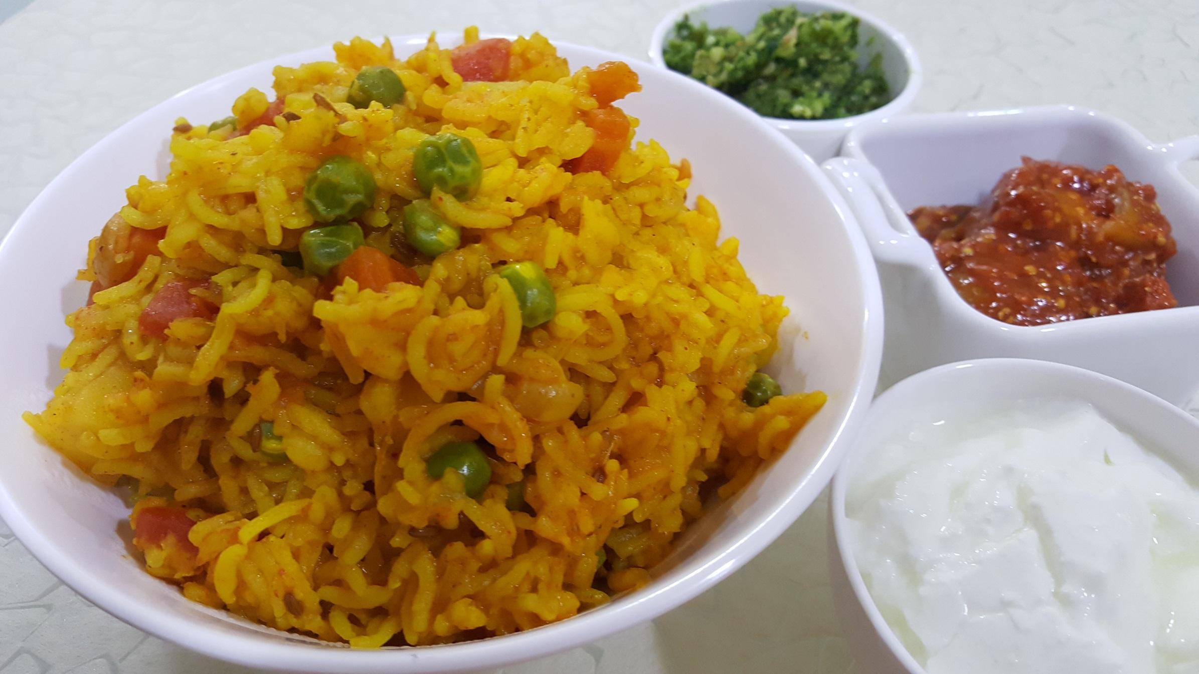Healthy Khichdi
