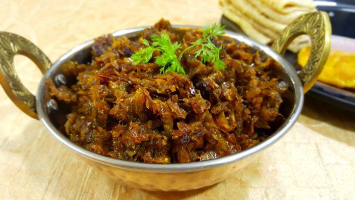 How to make Karela sabzi
