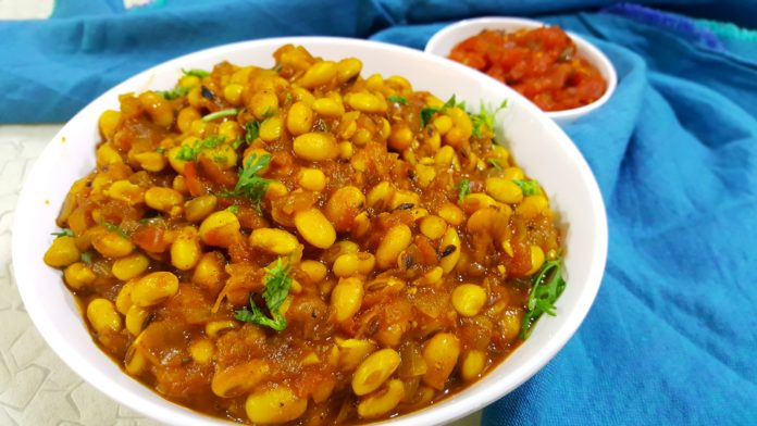 Soyabean curry