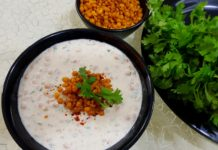 How to make Boondi Raita
