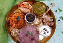 Sankranti Thali