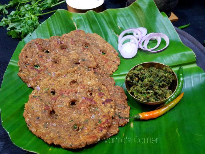 Bhajani Thalipeeth