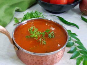 Mangalorean tomato saar