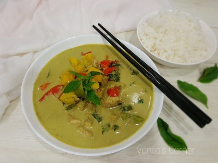 Non Veg Thai Curry