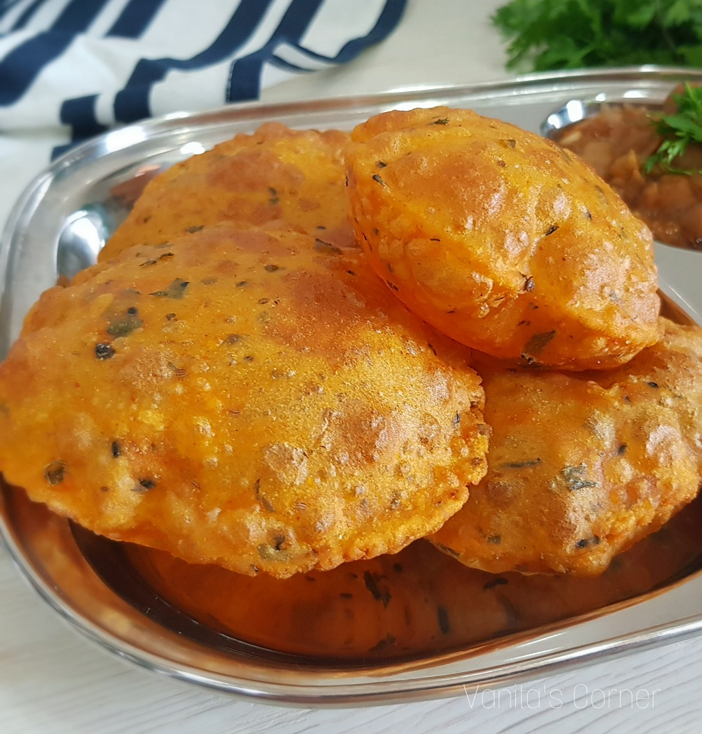 Masala Puris