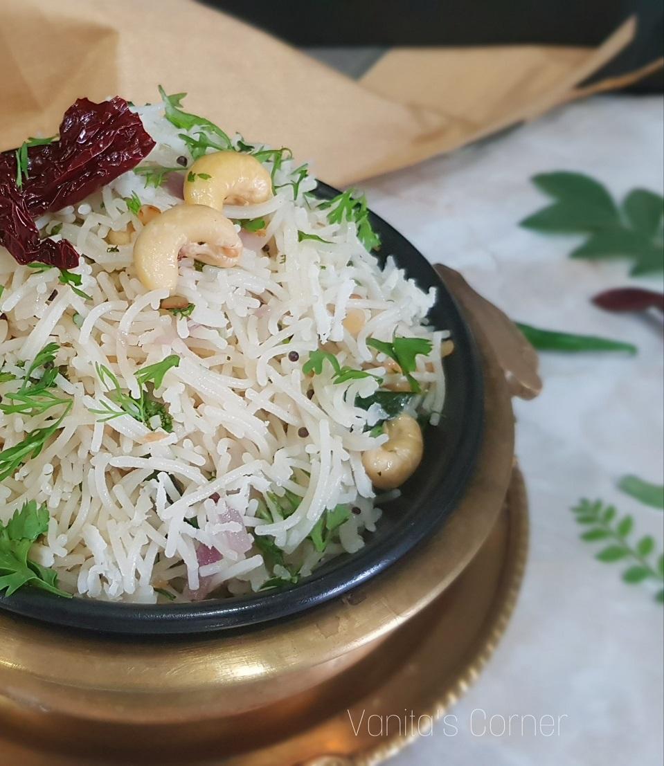 Rice Vermicelli Upma