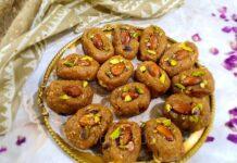 Amritsari Udad dal pinni
