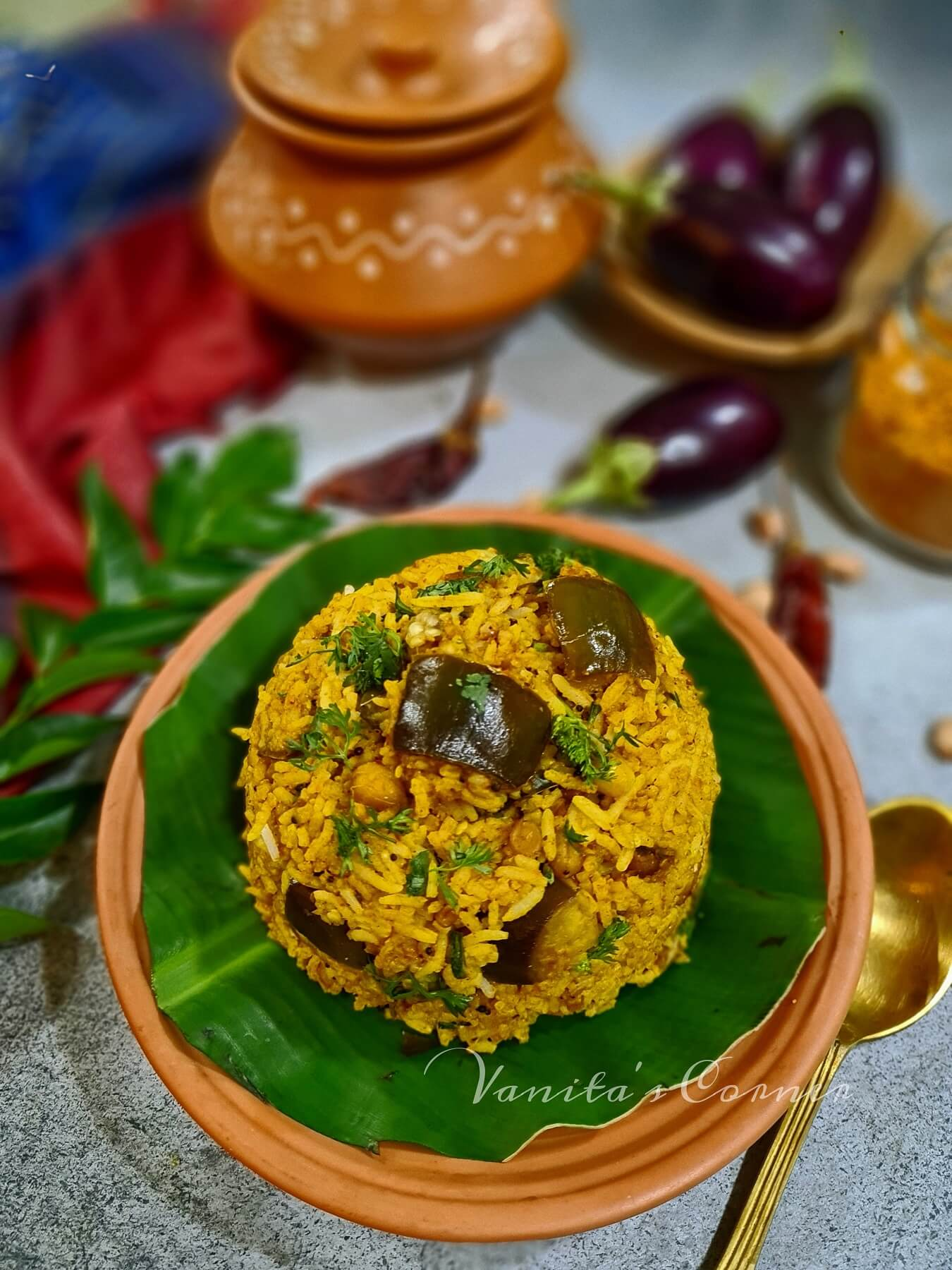 Vaangi Bhaat