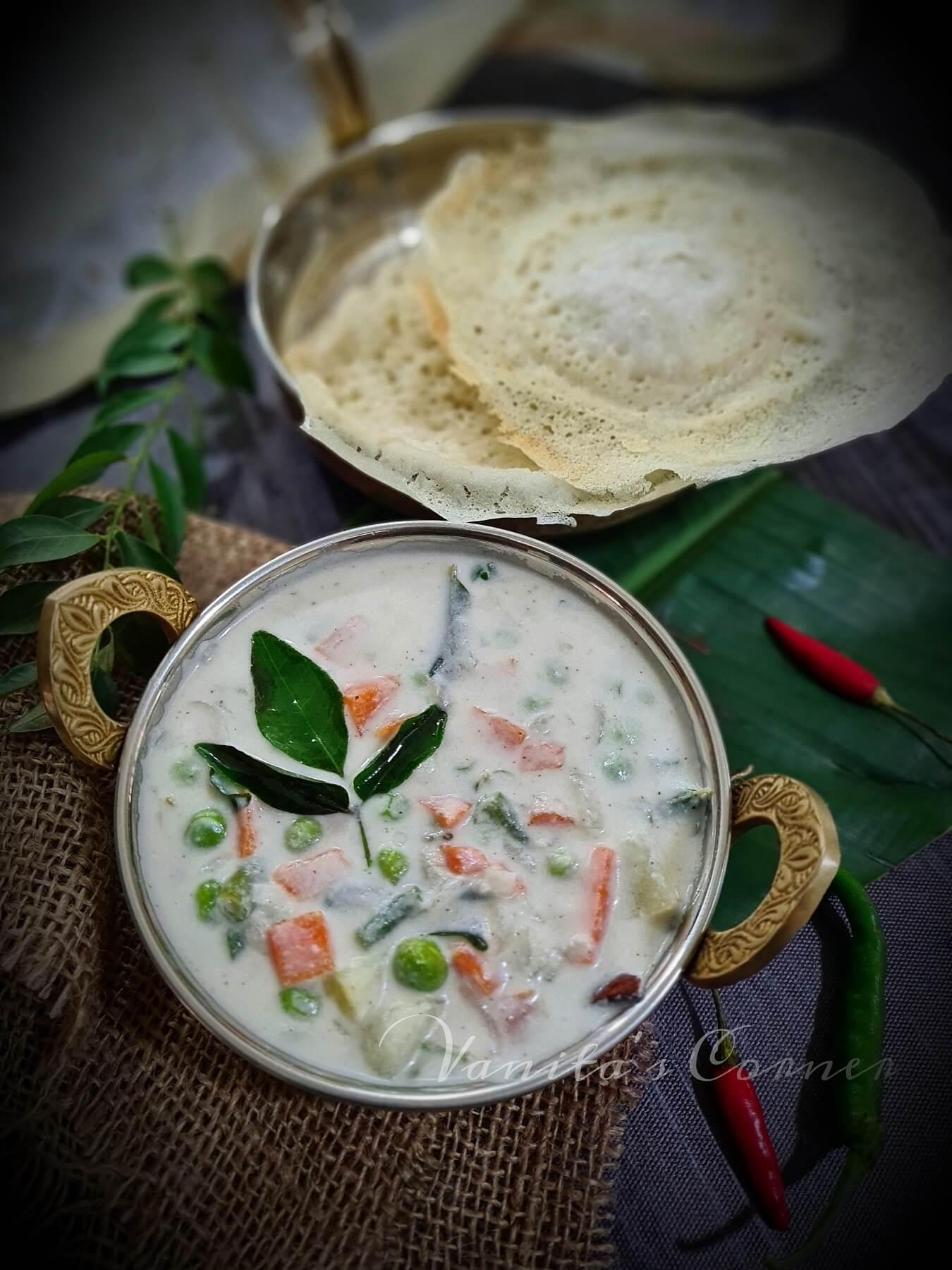 Kerala Vegetable Stew
